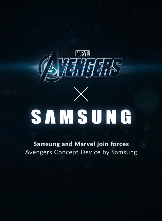 THE AVENGERS x SAMSUNG